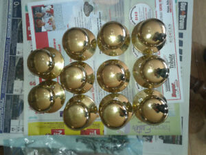 REDUCED USED DUMMY DOOR KNOBS