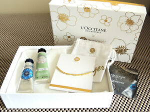 L'Occitane and Gorjana Adjustable Bracelet Gift Set