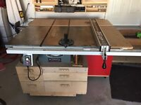 "King 10"" heavy duty contractor saw"