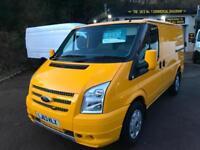 2013 63 Ford Transit 2.2TDCi ( 125PS ) M SPORT SPEC ( EU5 ) 330 SWB