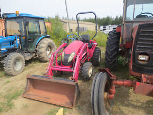 2007 Tym 273 4WD with loader
