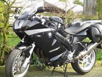 BMW F800ST ABS, 2013/13, JUST 9,591 MILES, FSH