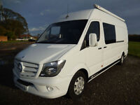 Mercedes-Benz AB Racecruisers Sprinter, Rear Garage Conversion For Sale