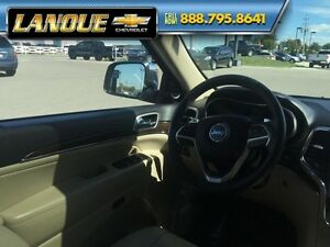 "2015 Jeep Grand Cherokee Limited  PANO SUNROOF, DUEL DVD, 20"" WH Windsor Region Ontario image 13"