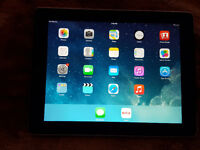 Ipad 3, 64GB,  wifi + cellular, retina