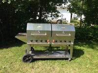 Commercial Barbecue For Rent