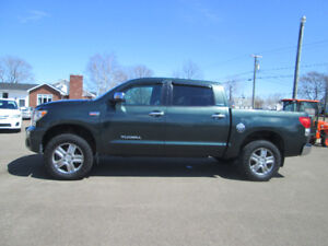 2008 TOYOTA TUNDRA LIMITED CREWMAX TRADE WELCOME