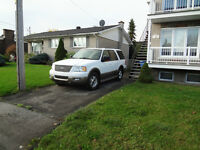 2004 Ford Expedition Cuir Familiale