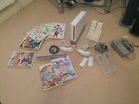 Nintendo Wii Bundle Working Perfect 100%
