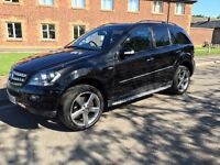 Mercedes ml 280 blue tec edition 10