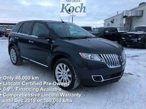 2013 Lincoln MKX   - Low Mileage