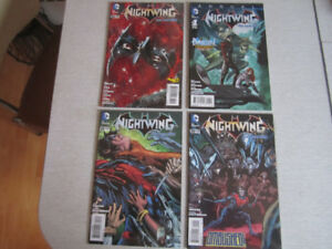 23 dc comics new 52 nightwing 2012