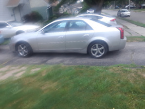 2005 Cadillac CTS for sale.