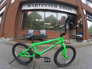 BRAND NEW HARO Shredder BMX @ Harvester Bikes 1 YEAR FREE TUNE