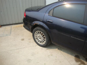 2004 Chrysler Sebring Other