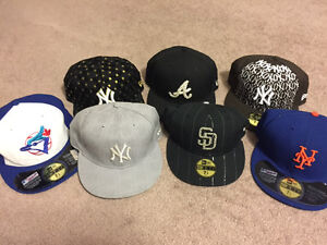 New Era Classic Authentic,Ball, Baseball Hats Size 7 3/8 Yankee