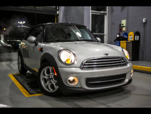 Excellent Condition 2013 MINI Cooper Convertible with 83412km