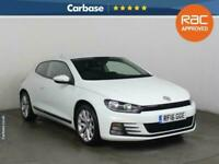 2016 Volkswagen Scirocco 2.0 TDi BlueMotion Tech 3dr COUPE Diesel Manual