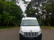 2012 Renault master x62 turbo diesel automatic Broadbeach Gold Coast City Preview