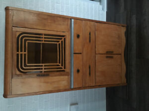 Antique cabinet for kitchen 59x33x17 inches