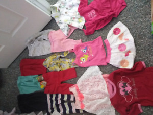 3 to 12 month clothes for Baby Girl