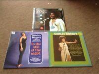 "Shirley Bassey 12"" Vinyl Album"