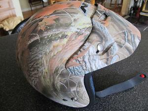 Brand new Camo ATV  Helmet