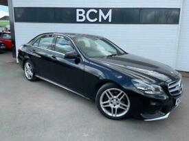 image for 2014 Mercedes-Benz E Class 2.1 E220 CDI AMG Sport 7G-Tronic Plus 4dr Saloon Dies