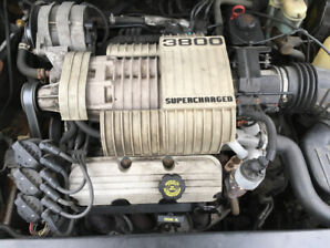 1995 Riviera Supercharger