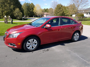 2011 Chevy Cruze LT Turbo