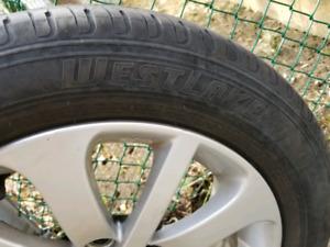 pneu été 16 pouces