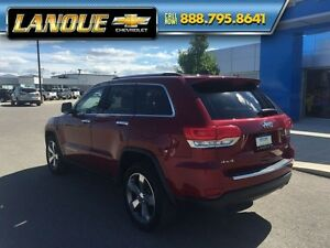 "2015 Jeep Grand Cherokee Limited  PANO SUNROOF, DUEL DVD, 20"" WH Windsor Region Ontario image 5"