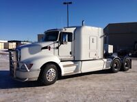 2009 KENWORTH T660 - INFRAME AND DELETE DONE!!!