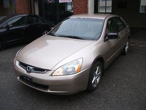 2005 Honda Accord EX Sedan CERTIFIED E-TESTED !!!!!!!!