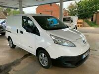 2016 66 NISSAN NV200 0.0 E TEKNA RAPID PLUS 108 BHP