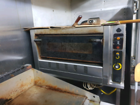 Pizza Oven For Sale Catering Equipment Gumtree