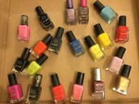 Barry M Nail Varnish Collection