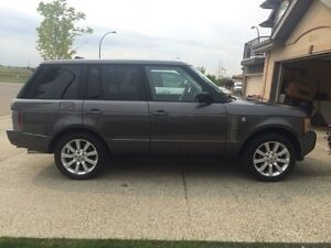 2006 Range Rover Supercharged Low Km