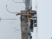 Commercial Snow Removal & Salting