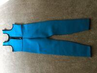Men's longjohn wet suit