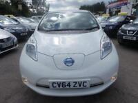 2014 Nissan Leaf E (24kwh) Acenta 5dr