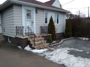 Newly Renovated 1 Bed 1 Bath Bsmt Apt- St. Cath $1050 + Hydro