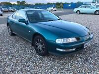 Honda Prelude 2.0 - 07 SERVICES STAMPS