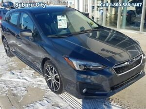2018 Subaru Impreza 5-dr Sport AT,SUNROOF,HEATED SEATS,ALUMINUM