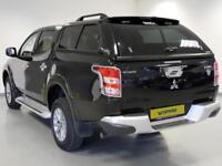 2016 Mitsubishi L 200 BARBARIAN HARD TOP Diesel black Manual