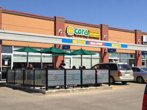 HIGHLY SUCCESSFUL RESTAURANT IN WEST EDMONTON WITH GREAT HOURS!