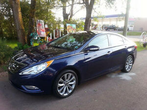 2011 Hyundai Sonata 2.0 Turbo Limited Sedan