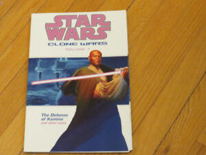 BD  STAR  WARS    LUCAS BOOKS  --- VERSION ANGLAISE