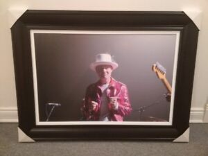 Mint Condition Tragically Hip Framed Images