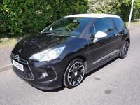 2012 Citroen DS3 1.6 e-HDi Airdream DStyle Plus 3dr
